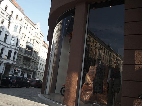 Glasfassade, Foto: Christian Fittkau
