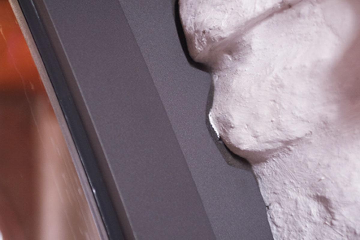 Randanpassung Feldsteine, Foto: Christian Fittkau