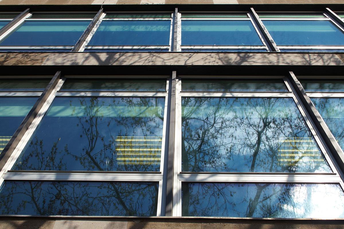 Fassade, Foto: Christian Fittkau