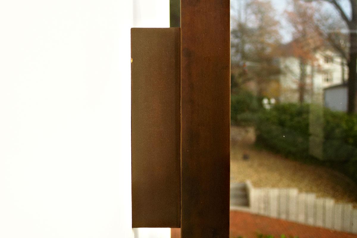Geländer Detail, Foto: Christian Fittkau