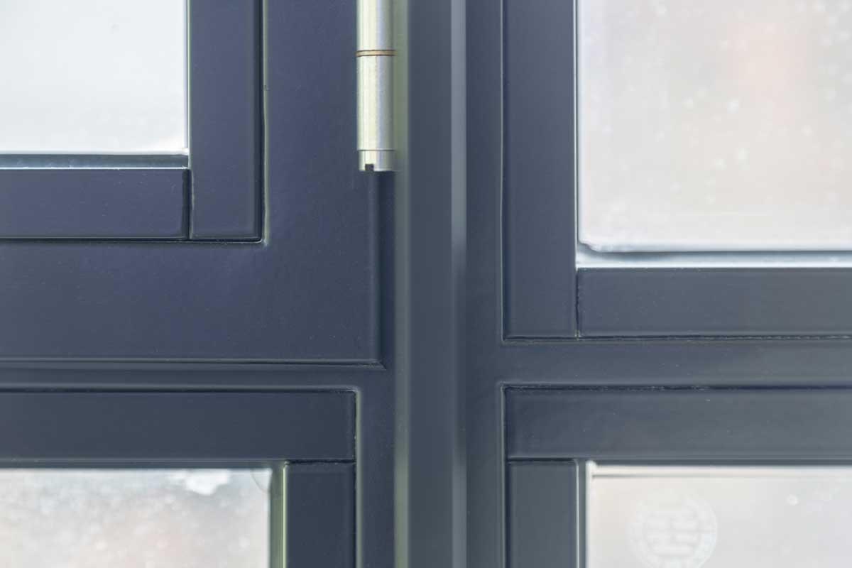 Detail Fenster, Foto: 16elements